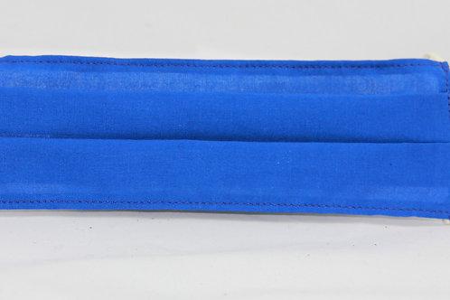 MuNa-Abdeckung, einfach, blau