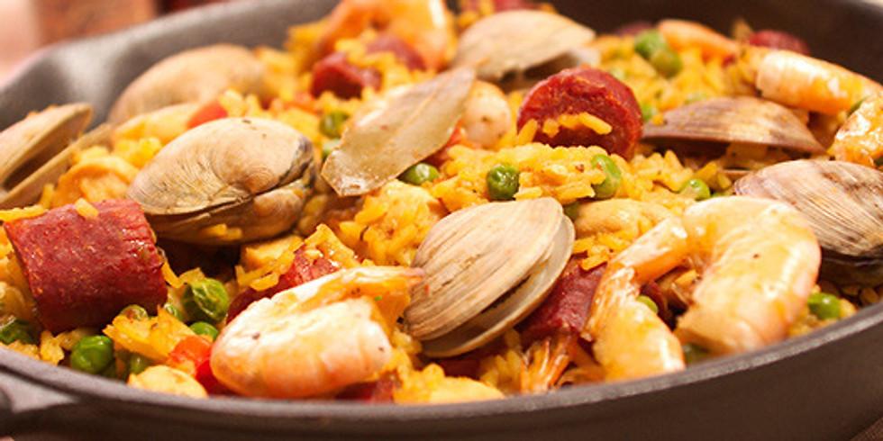 """Themenbrunch """"Spanische Küche"""""""