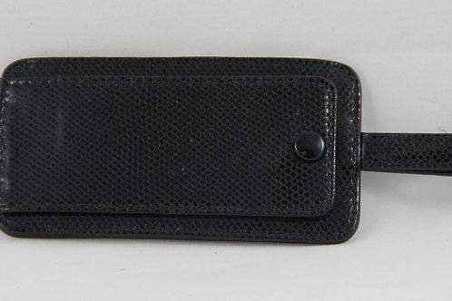 Luggage Tag, black