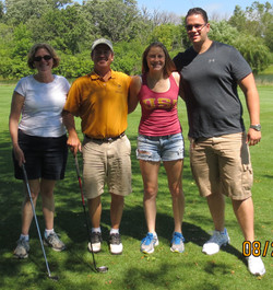 Deerfield Kevin, Nancy, Ally Smith and  Joe