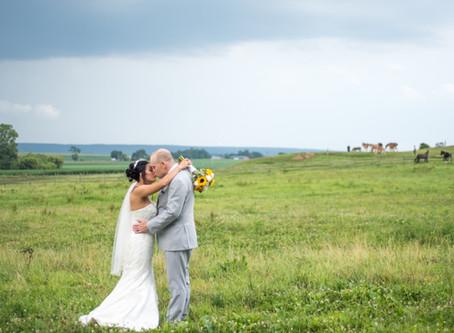 Steve + Yesli | A Lancaster County Wedding | Baltimore Maryland Photographer