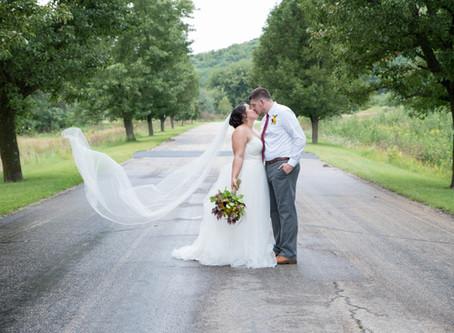 Tucker + Lindsay | A Staunton Virginia Wedding | Second Shooting