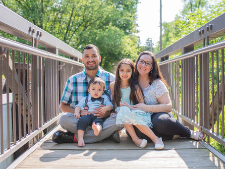 The Chacon Family | Jerusalem Mills Village Family Session | Baltimore Maryland Photographer
