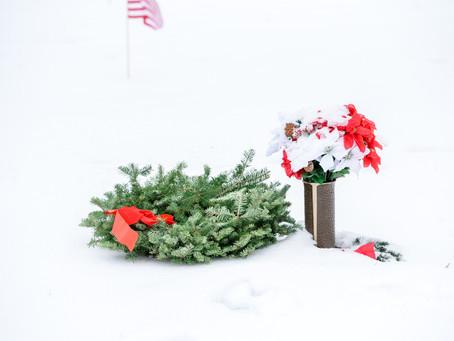 Wreaths Across America | Serving Americas Veterans | Baltimore Maryland Photographer