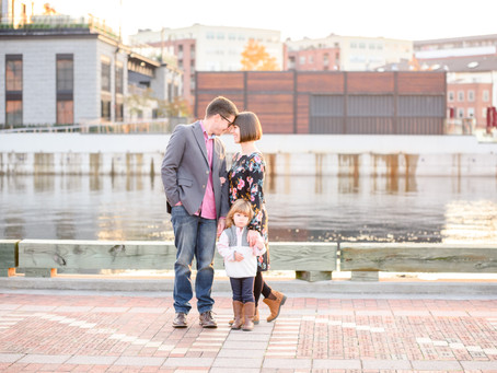 The Masel Family | Fells Point Family Session | Baltimore Maryland Photographer