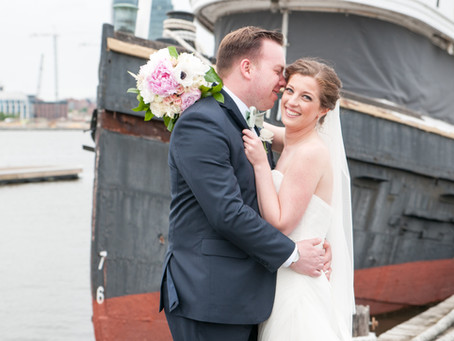 Dustin + Robyn | A Baltimore Maryland Wedding | Second Shooting