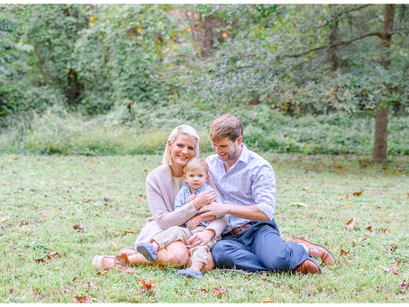 The Taler Family | Baltimore Family Session | Baltimore Maryland Photographer