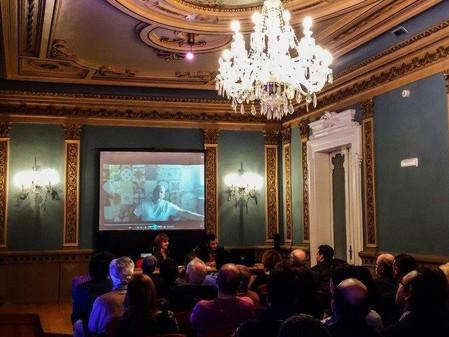 Presentación NovoVinilo Edicións en Vigo.