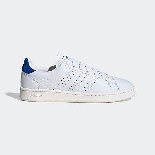 Calzado Adidas Advantage blanco/azul - EG3775