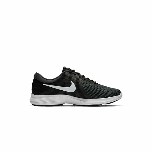 Tenis Nike Revolution 4 negro/blanco - 908988-001