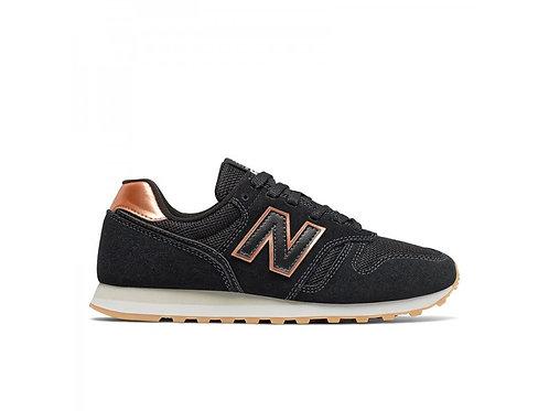 Calzado New Balance 373 Negro para dama - WL373CE2
