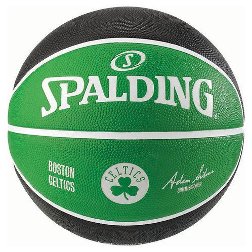 Balón Spalding NBA Boston Celtics Verde-Negro 83-505Z