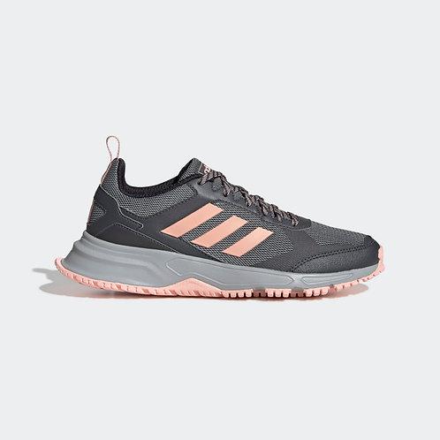 Calzado Adidas Rockadia Trail 3 gris/rosado para mujer - EG2523
