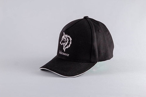 Gorra Lobowear - Negro