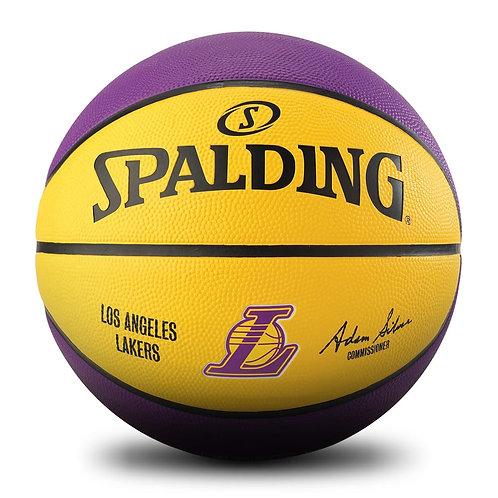 Balón Spalding NBA Los Ángeles Lakers - LAK 6057