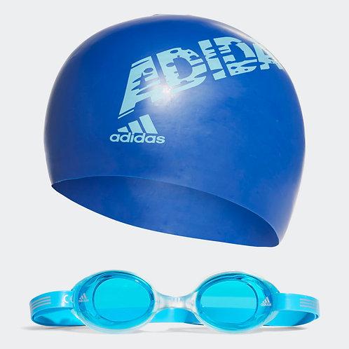 Set Adidas de natación infantil - AB6071
