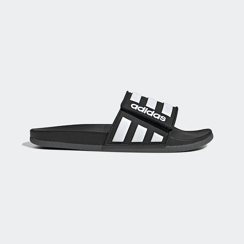 Sandalias Adidas Adilette Comfort ajustables negro - EG1344