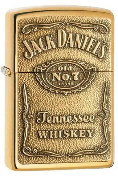 Encendedor Zippo Jack Daniels - ZP254BJD.428