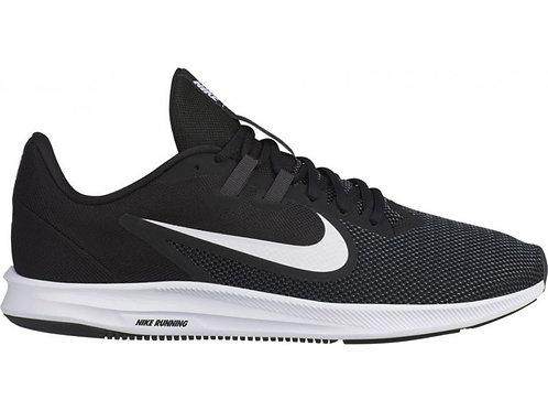 Calzado Nike Running Downshifter 9 negro/blanco - AQ7481-002
