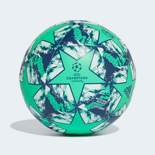 BALÓN UCL FINALE 19 REAL MADRID CAPITANO (UNISEX)- DY2541