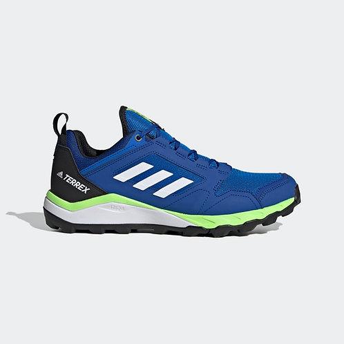 Calzado Adidas Terrex Agravic TR Trail azul para hombre - EF6858