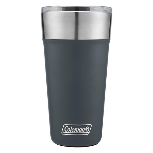 Vaso Coleman de acero inoxidable de 20 oz gris slate - 2038328