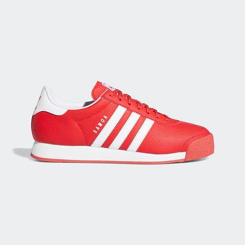 Calzado Adidas Samoa rojo -  EG6087