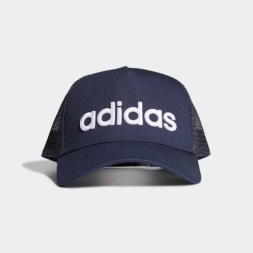 Gorra Adidas H90 Linear azul - FM6760