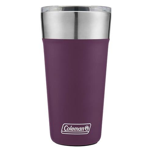 Vaso Coleman de acero inoxidable de 20 oz violeta - 2038329