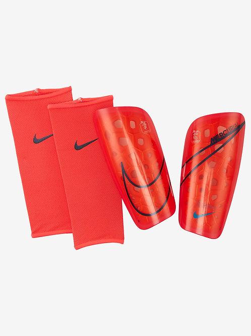 Espinilleras Nike Mercurial Lite rojo - SP2120-644