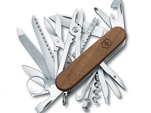 Navaja Victorinox SwissChamp Wood - 1.6791.63