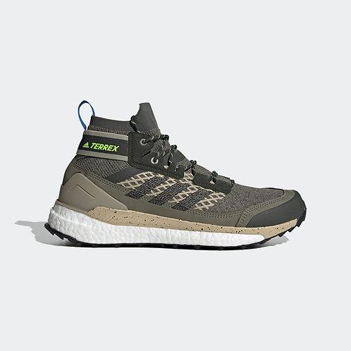 Calzado Adidas Terrex Free Hiker verde para hombre - EF0368