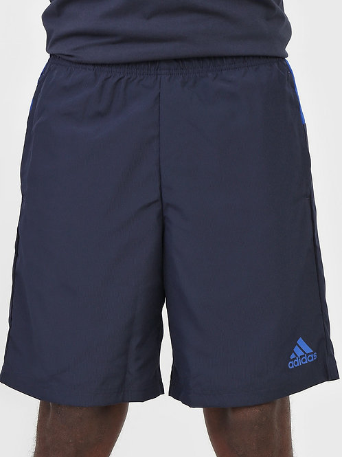 Short Adidas Colorblock Aeroready azul/celeste - GL3418