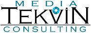 Tevin Media & Consulting Logo-lens in co