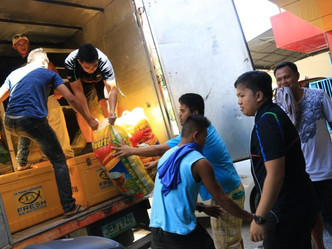 ONE for MARAWI: A S.M.I.L.E.S Foundation Relief Operation