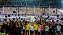 SMI Graduates 107 in Balingoan Municipality