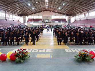 175 DSWD-SLP Beneficiaries Graduated in Shielded Metal Arc Welding NCII