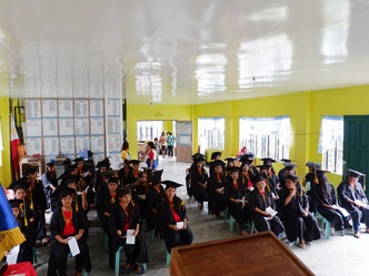 40 DSWD-SLP Beneficiaries have Graduated in Cookery NCII