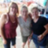 Volunteers at St. Chris Summerfest