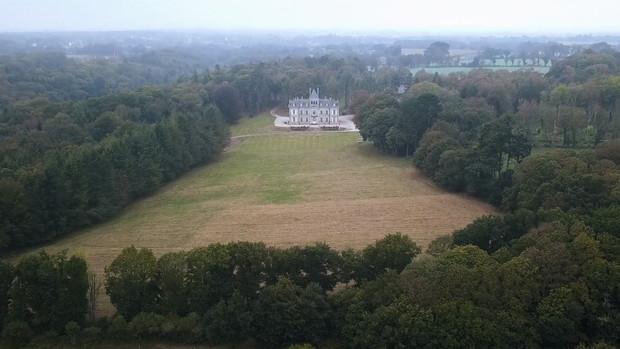 Château de Keranével - Melgven, Bretagne