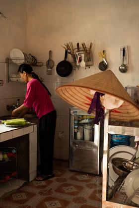 Huong en cuisine - Vietnam