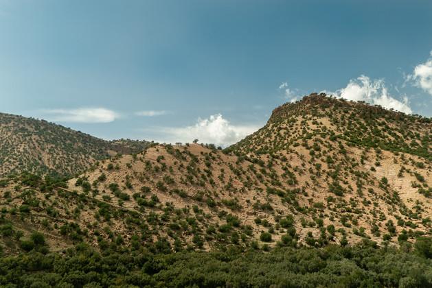 Montagnes - Maroc