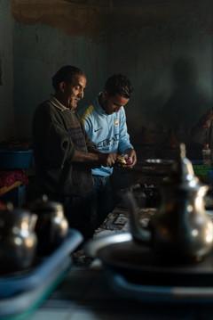 Aux fourneaux - Maroc