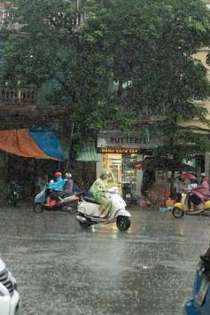Pluie - Vietnam