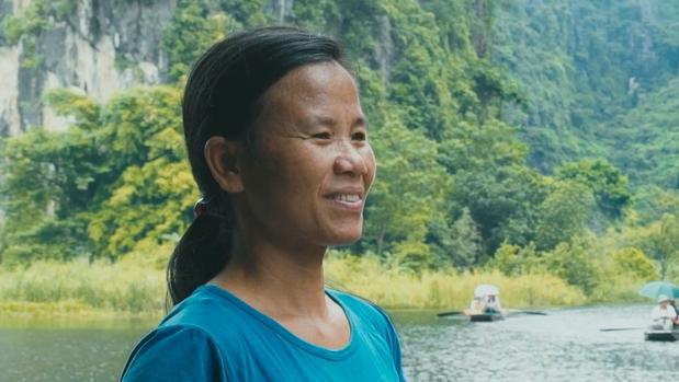 Huyen - A vietnamese woman