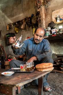 L'heure du thé - Maroc