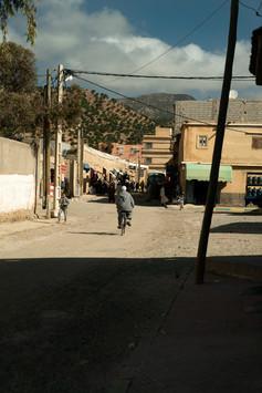 Vélo et montagnes - Maroc
