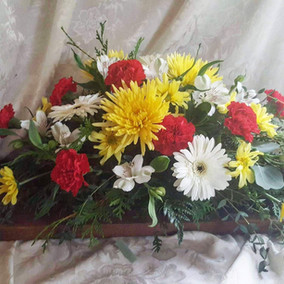 Casket arrangement