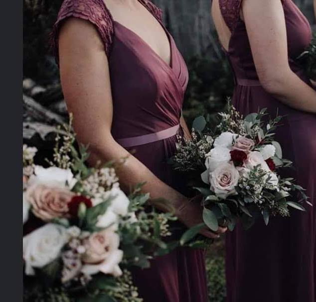 Bridemaids bouquets