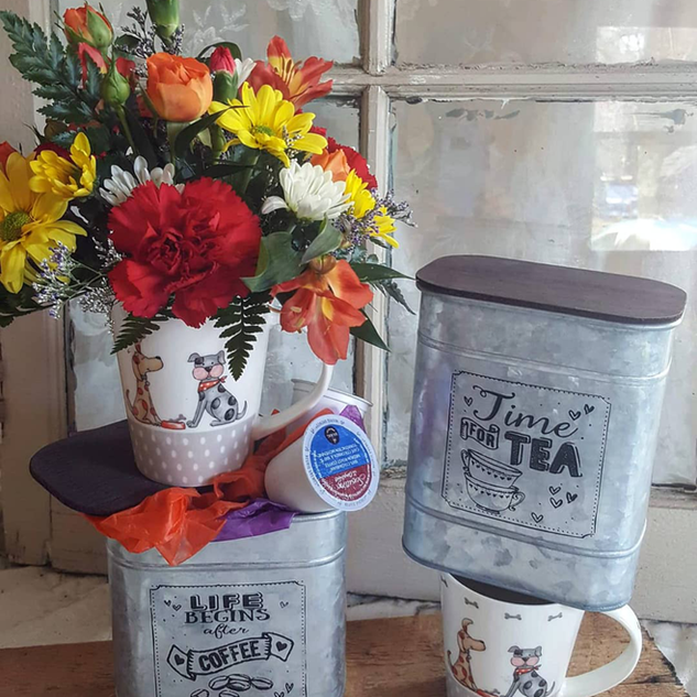 Mother's day tea gift